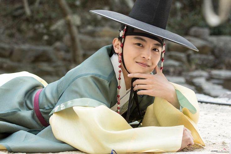 Seven Day Queen (7일의 왕비) #연우진 #이역  #중종 #Yeon Woo-Jin #Hanbok #한복