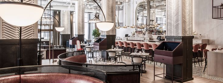 Bellemore is an upscale restaurant in the West Loop serving delicious and very pretty American food.