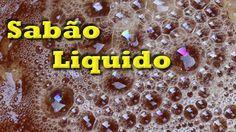 Sabão Liquido - Faça e economize dinheiro