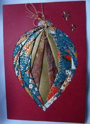 Iris Folding Card......