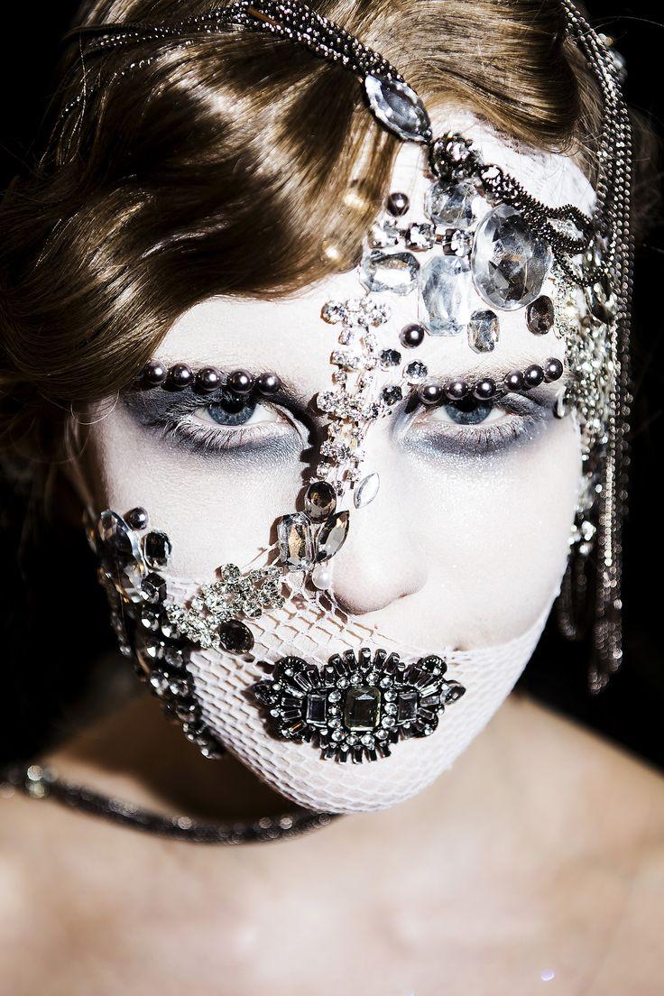 Kreatív Sminkműhely diamond artistic Makeup MUA: Amin B. és Vadócz Edina