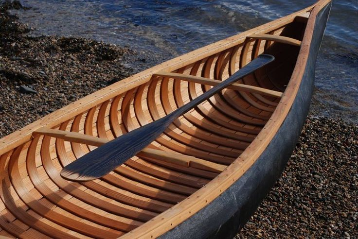 Here's a wonderful update from skilled craftsman Luke McNair . Back in 2015, Luke was ambitiously building a Wabanaki style canoe using can...