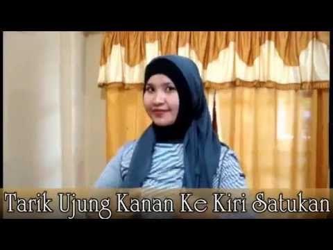 Tutorial Hijab Paris Praktis Ala Salsabila azahra   #Tutorial Hijab 2 (+...
