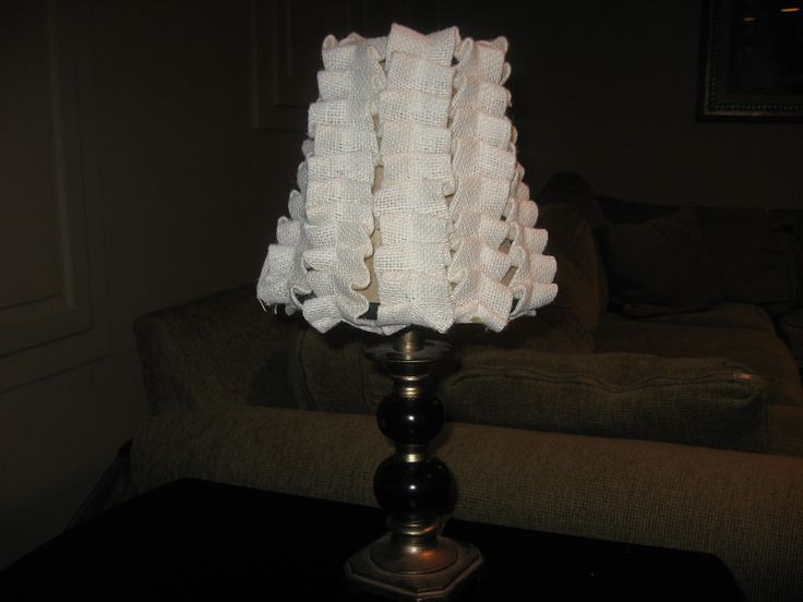 Ruffled Lampshade Westerville Ohio