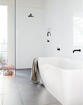 Badkamerdossier – alles voor de moderne badkamer - Residence