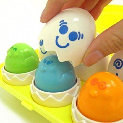 TOMY Hide N Squeak Eggs - https://all4babies.co.business/tomy-hide-n-squeak-eggs/  #Eggs, #Hide, #Squeak, #TOMY #Toys