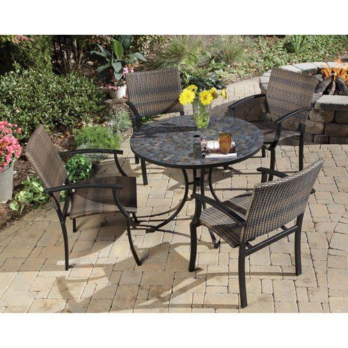 home styles stone harbor 5piece outdoor dining https