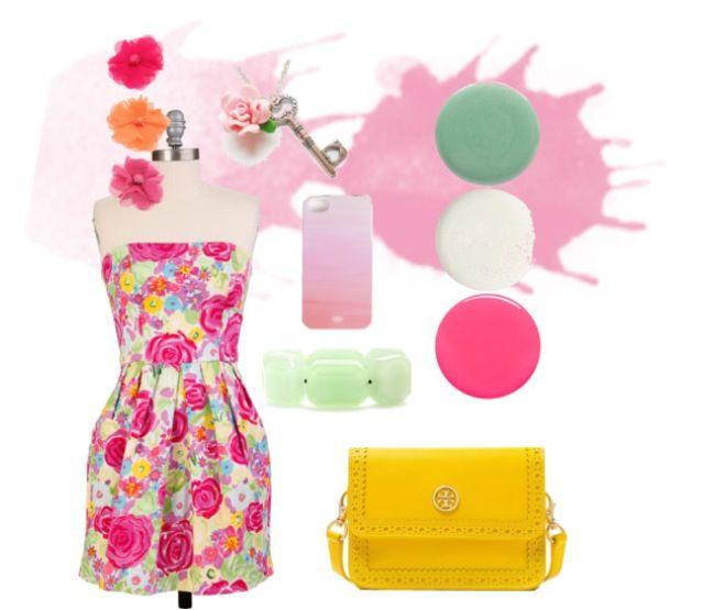 Go floral!!