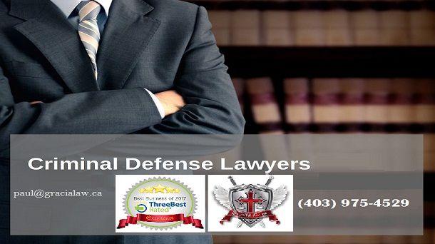 Hire a Criminal Defense Lawyer  #CriminalDefence #CalgaryDefenceLawyer #DefenceLawyer