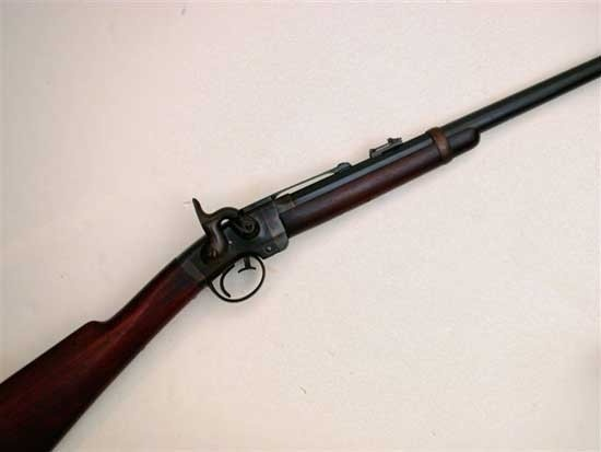 an overview of the weapons of the civil war Here are eight ways the civil war indelibly changed the united states and how  we live  lincoln also encouraged the development of rapid-fire weapons to.