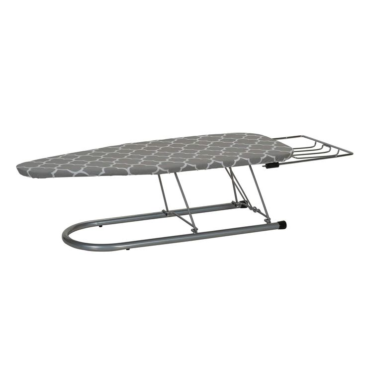 Top Tabletop Ironing Board with Iron Rest