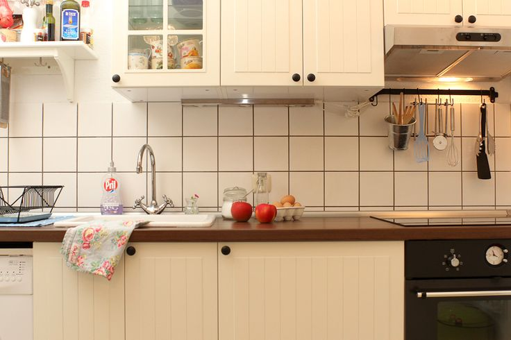 Best Small But Functional Ikea Kitchen By Petersdotter 400 x 300