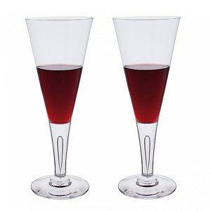 Dartington Sharon Large Red Wine Glasses Set of 2