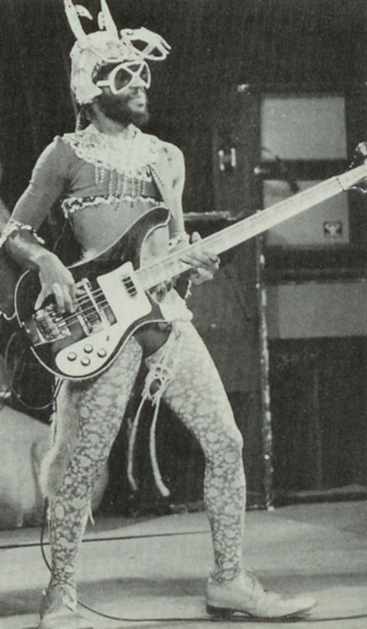 "cordell mosson - Cordell ""Boogie"" Mosson was an American bassist who was a member of Parliament-Funkadelic"