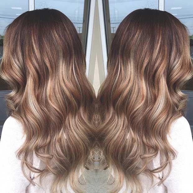 31 Balayage Hair Ideas For Summer Balayage Highlights