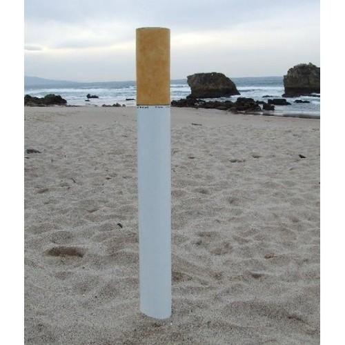 HELLO PRO.FR Cendrier en forme de cigarette