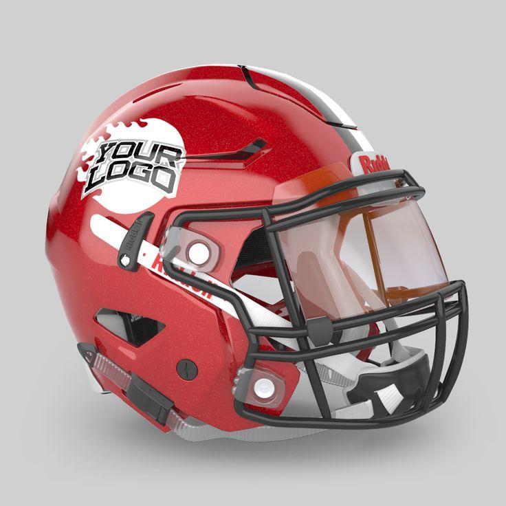 Max american football helmet riddell httpsstatic
