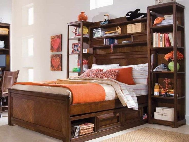 ottoman storage bed frame and mattress
