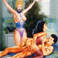 Femdom wife turns husband into slave