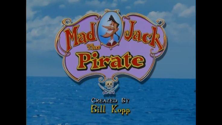 Mad Jack the Pirate 1998 S01E03 desene animate dublate romana full HD 10...
