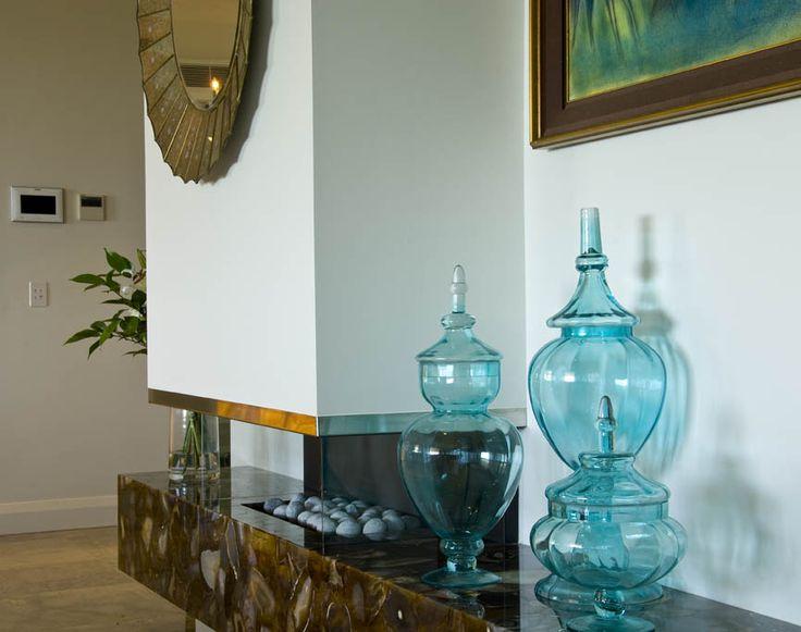 Toni Packer Design Brown Agate