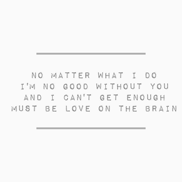 Love on the brain - Rihanna | Pinterest || @gabs354