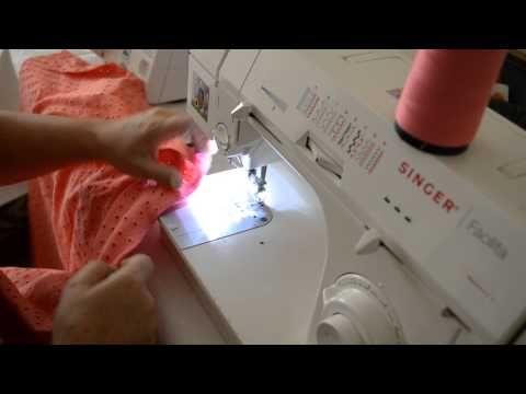 DIY : Como fazer uma bola de tecido para criança. - YouTube