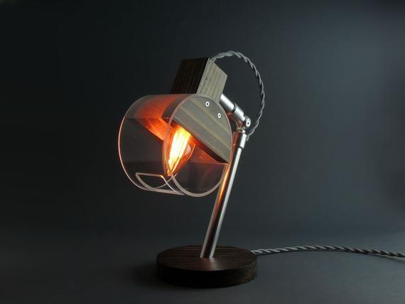 Modern Minimalistic Desk Lamp Lp 16 A Details Size Lamp Body 120mm 4 7 X 220mm 8 7 X 270 10 6 Width X Length X Heig Desk Lamp Lamp Modern Lamp