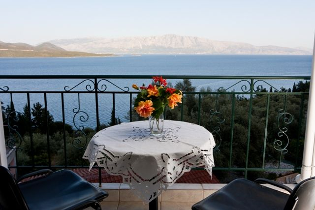 On the east coast of the Island and 10 km. from the town of Lefkada and only 4 km. from cosmopolitan village Nidri, on the foothillof the mountain od Skaros, you will come across with one of the most beautiful areas of the Lefkada island. The area of Nikiana. http://lefkadarooms.com/ionian-melody/