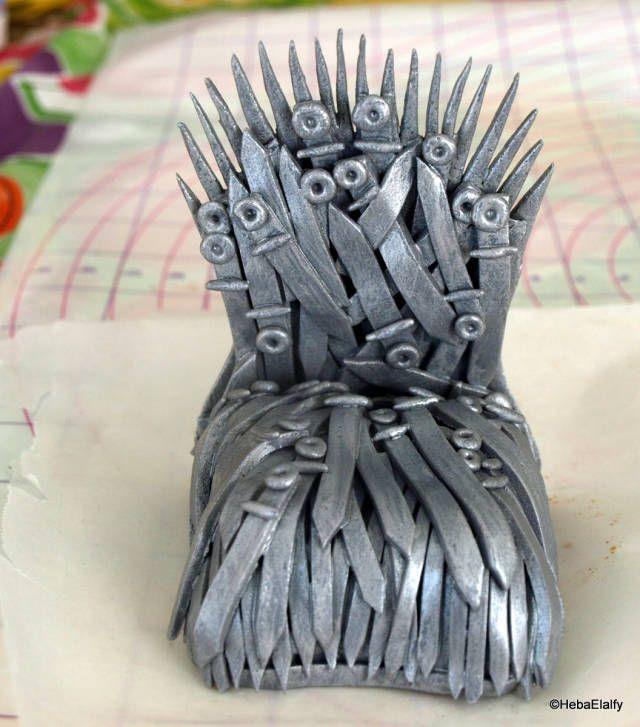Juego de tronos silla pictorial cakesdecor juego de for Sillas gaming rebajas