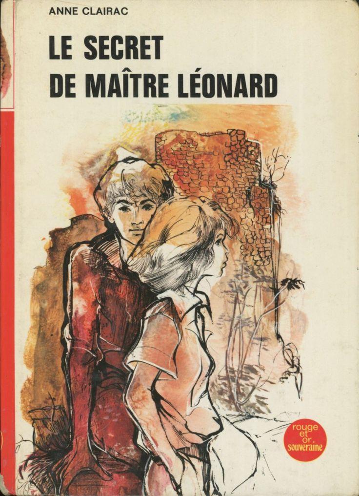 Annie-Claude Martin - Rouge et Or Souveraine Anne Clairac 1976