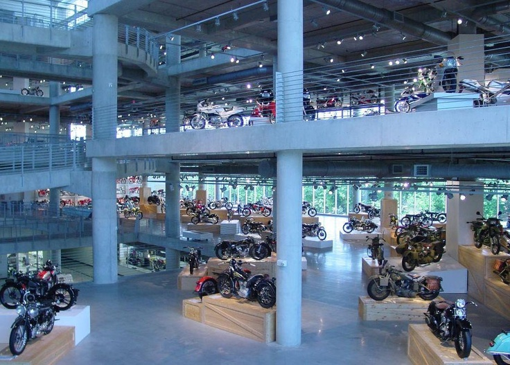 Barber Motorcycle museum, Birmingham Alabama