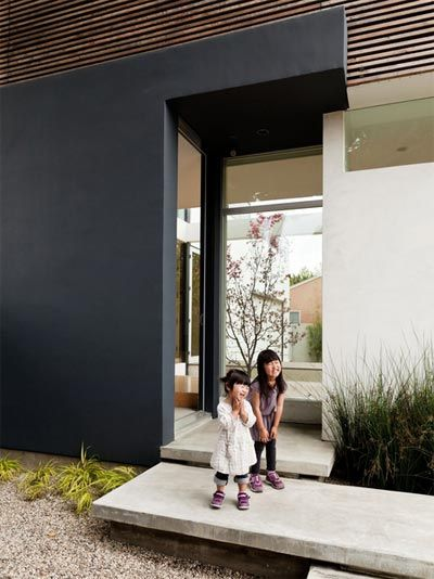 lee+mundwiler architects - L House