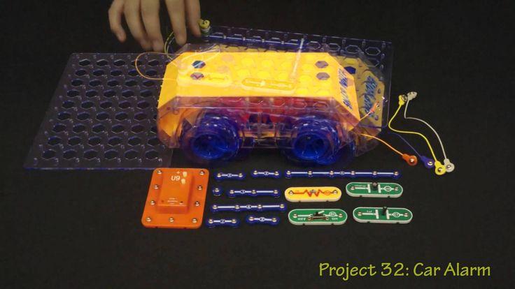 Snap Circuits® Deluxe Rover - Model: SCROV-50