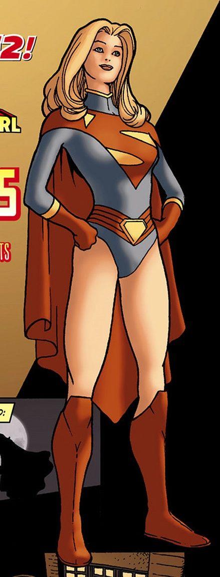 Supergirl II by poserfan on DeviantArt