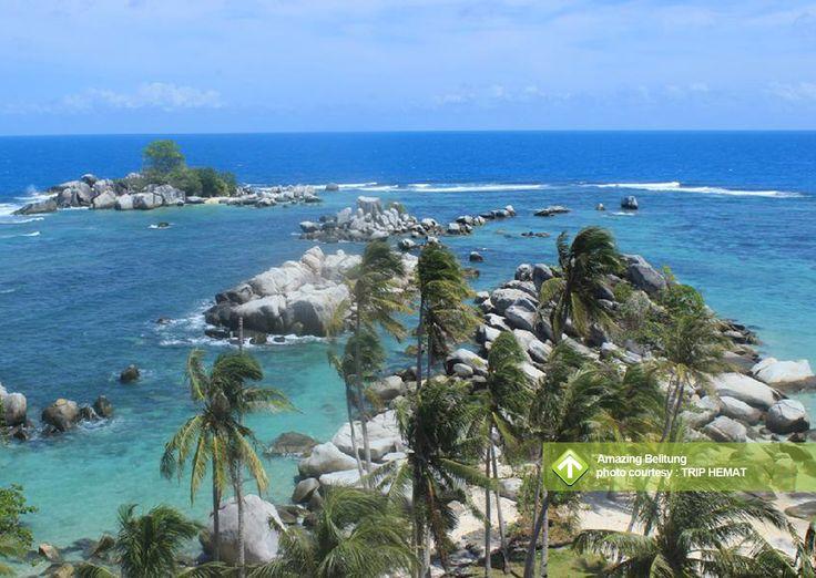 Amazing Belitung November 22 - 24, 2013  Link : http://triptr.us/sv  Danau Kaolin, Pantai Tanjung Tinggi, Pantai Tanjung Pendam, Pantai Tanjung Kelayang, Pulau Lengkuas, Pulau Batu Berlayar