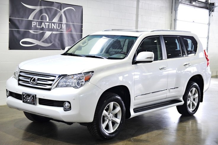 Lexus GX what we have now...in black with cream interior | VEHICLES