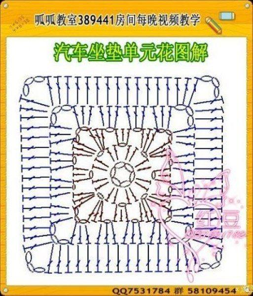 Чехлы для сидений в машину своими руками. Чехлы в машину вязаные крючком схемы | Домоводство для всей семьи.