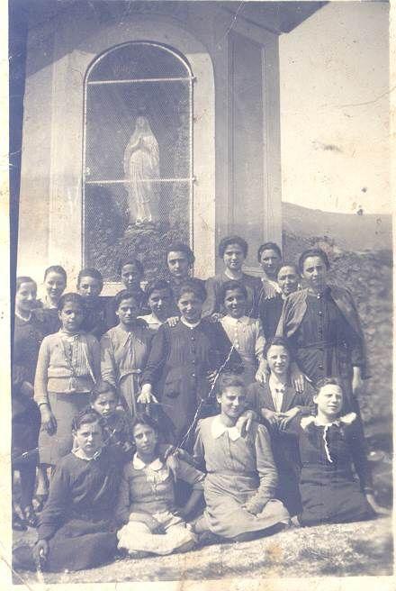 Santella a Ronco, fine degli anni trenta del Novecento - http://www.gussagonews.it/santella-ronco-fine-anni-trenta-novecento/