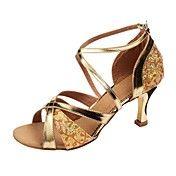 προσαρμόσετε τα παπούτσια χορού επιδόσεις δερ... – EUR € 18.31
