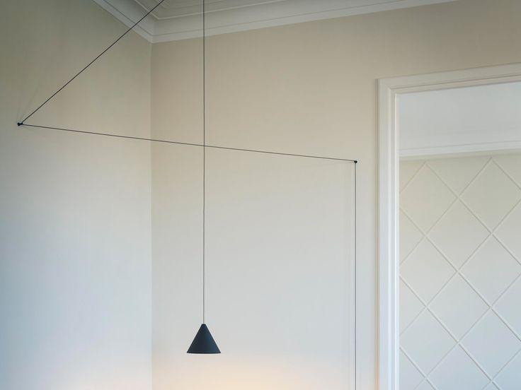 Flos String Light Cone