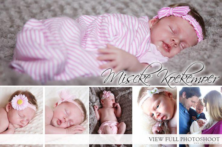 Newborn Photography - Adele van Zyl