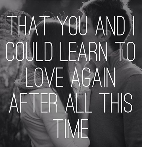 Learn How To Love Again Braderva Doceinfo