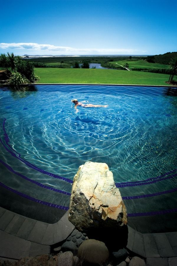 Extreme Backyard Pools Model Gorgeous Inspiration Design