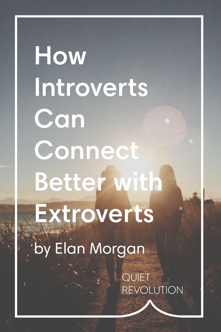 extroverted introvert dating advice