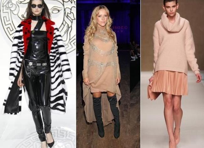 moda na zimę 2014