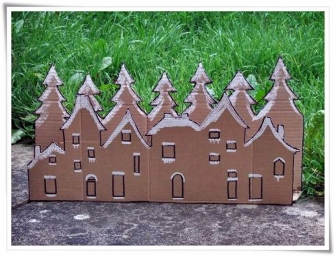 505 best Printables!! images on Pinterest | Paper houses ...