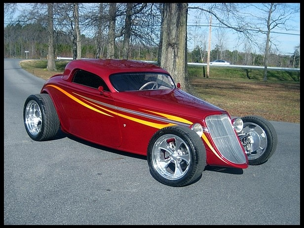 Ideas for my new street rod (More at pinterest.com/gary5mith/ideas-for-my-new-street-rod/)  - 1933 Ford
