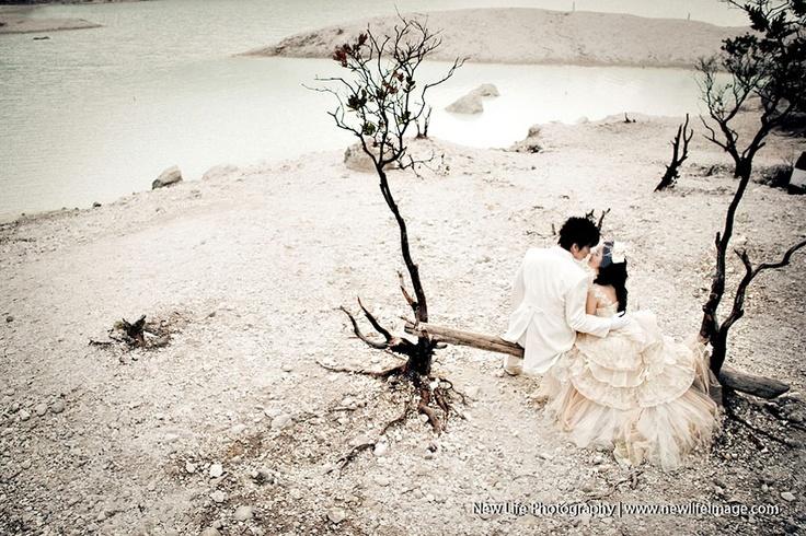 Foto Pre Wedding: Bernard & Aling | New Life Photography