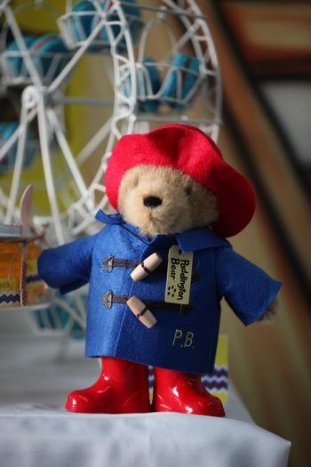Hostess with the Mostess® - Paddington Bear themed 1st Birthday